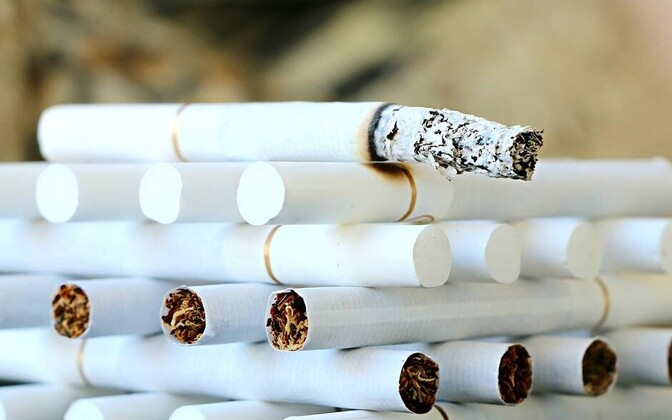 Сигареты. Иллюстративная фотография.
