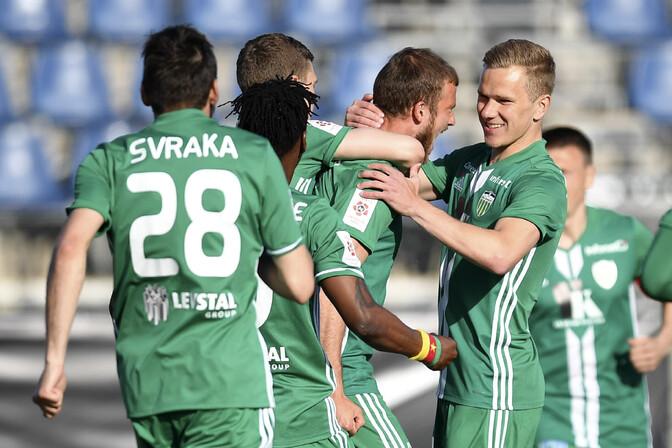 FOTOD | 9. minutiks kolm väravat löönud Levadia jõudis karikafinaali