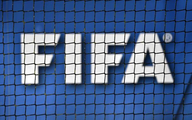 Логотип ФИФА.