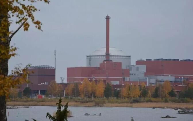 Olkiluoto tuumaelektrijaam.