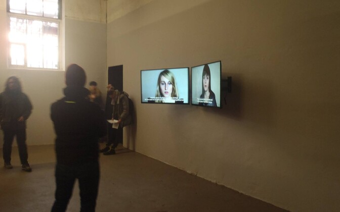 Köler Prize 2018 nominentide näituse avamine