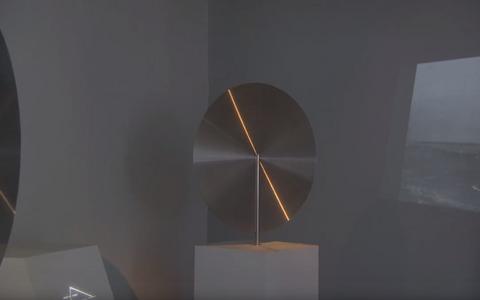 Installatsioon Köler Prize'i nominentide näituselt.