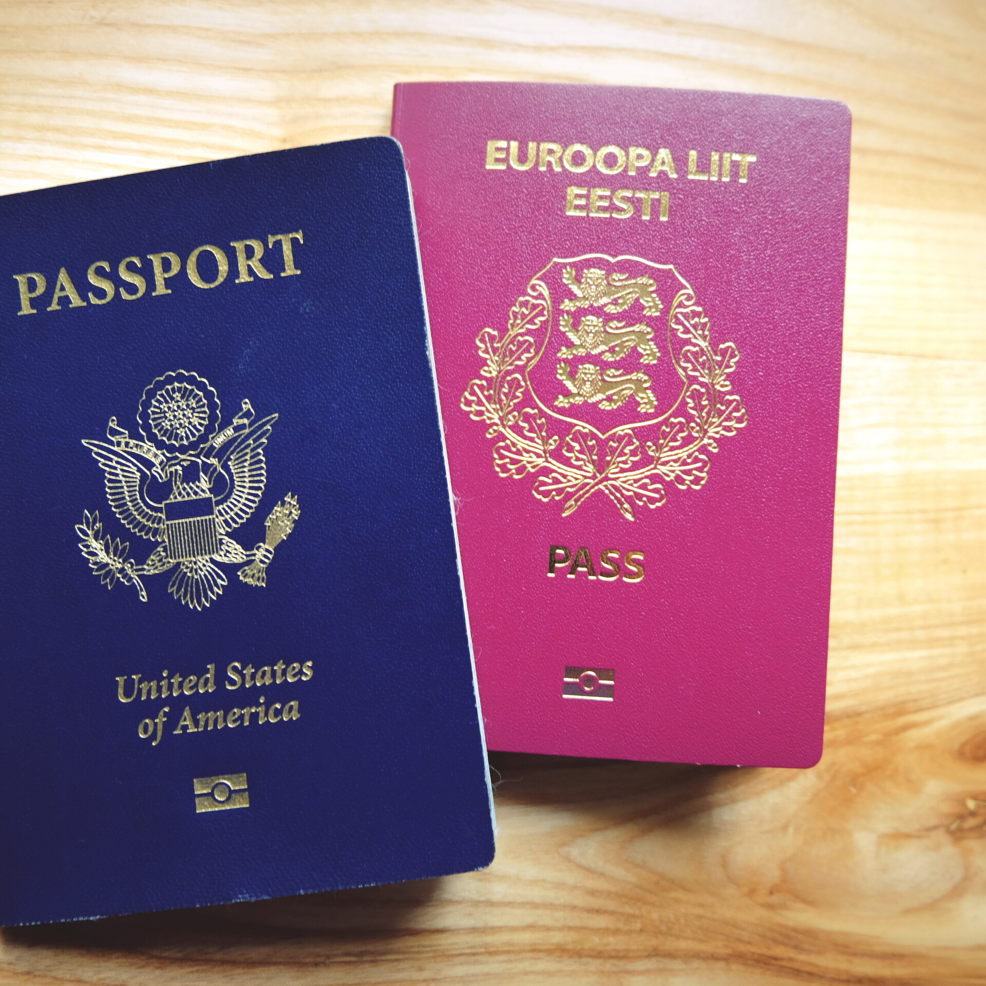 Dual citizenship - you can get, and then what 33