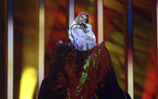 Юлия Самойлова, Россия