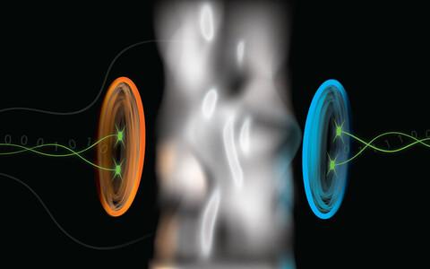 Kvantpõiming on üks kvantmaailma kummalisemaid nähtusi.