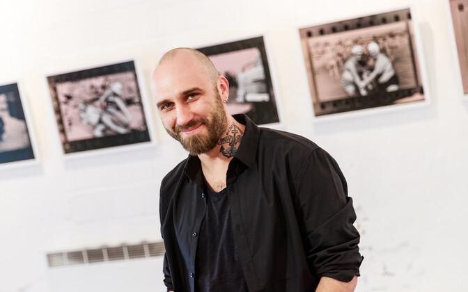 Juhan Kuusi dokfoto keskuse näitus