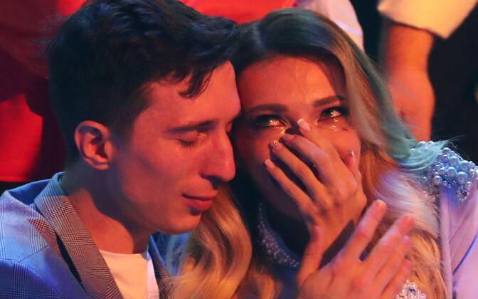 Юлия Самойлова не прошла в финал