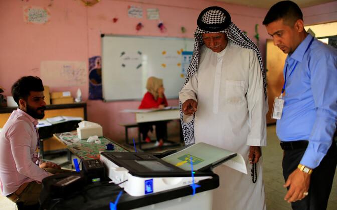 Явка напарламентских выборах вИраке составила 44,54%
