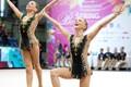 Турнир Spring Breeze по эстетической гимнастике.