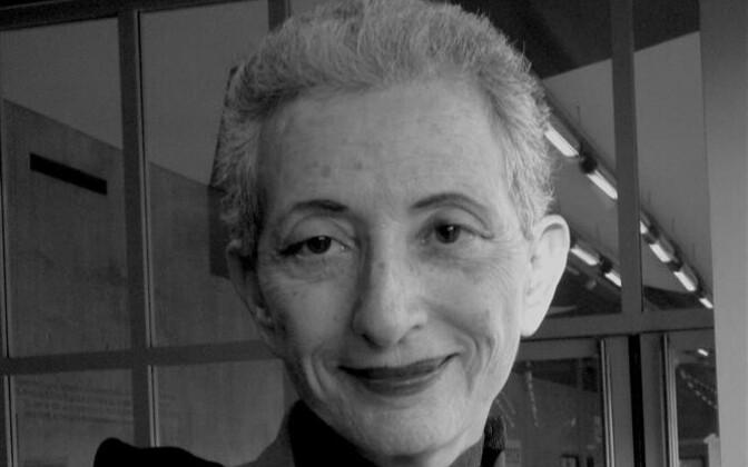 Prantsuse kirjanik Hélène Cixous (1937)