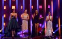 Eurovisiooni saatejuhid Catarina Furtado, Sílvia Alberto ja Filomena Cautela ning Daniela Ruah