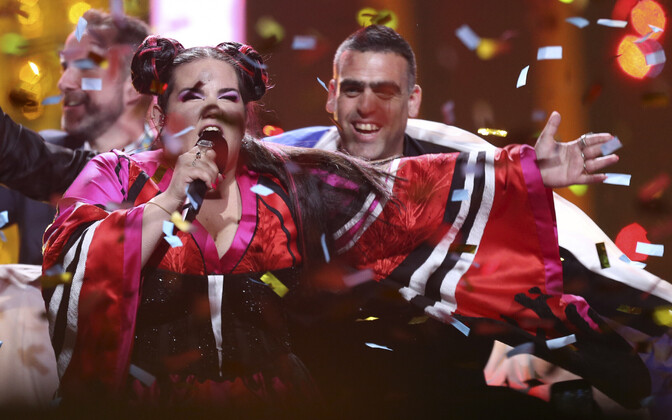 Певица из Израиля Нетта Барзилай с песней