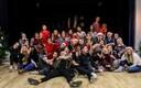 Tallinna 32. keskkooli õpilasaktiivi jõulupidu