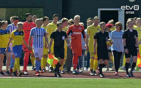 FC Kuressaare - Paide Linnameeskond