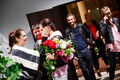 Eesti Eurovisiooni-tiim ja Elina Nechayeva jõudsid öösel Lissabonist tagasi.