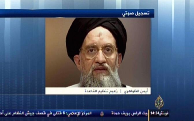 Ayman al-Zawahiri .