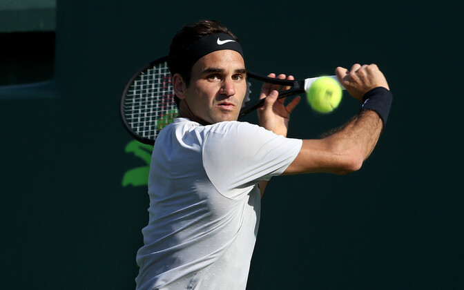 Роджер Федерер стал первым в мире.