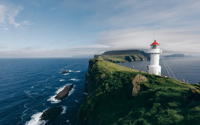 """""""Estonia has become our main source of inspiration in constructing our digital infrastructure,"""" says Kristina Hafoss, finance minister of the Faroe Islands."""