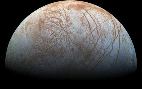 Saturni kuu Europa