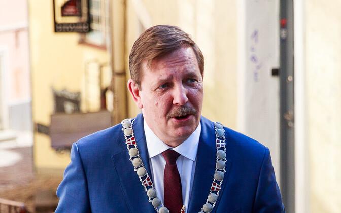 Tallinna linnapea Taavi Aas.