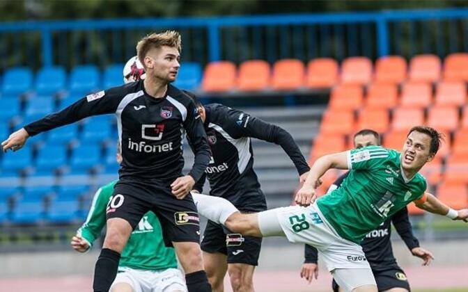 Nõmme Kalju - Tallinna FCI Levadia