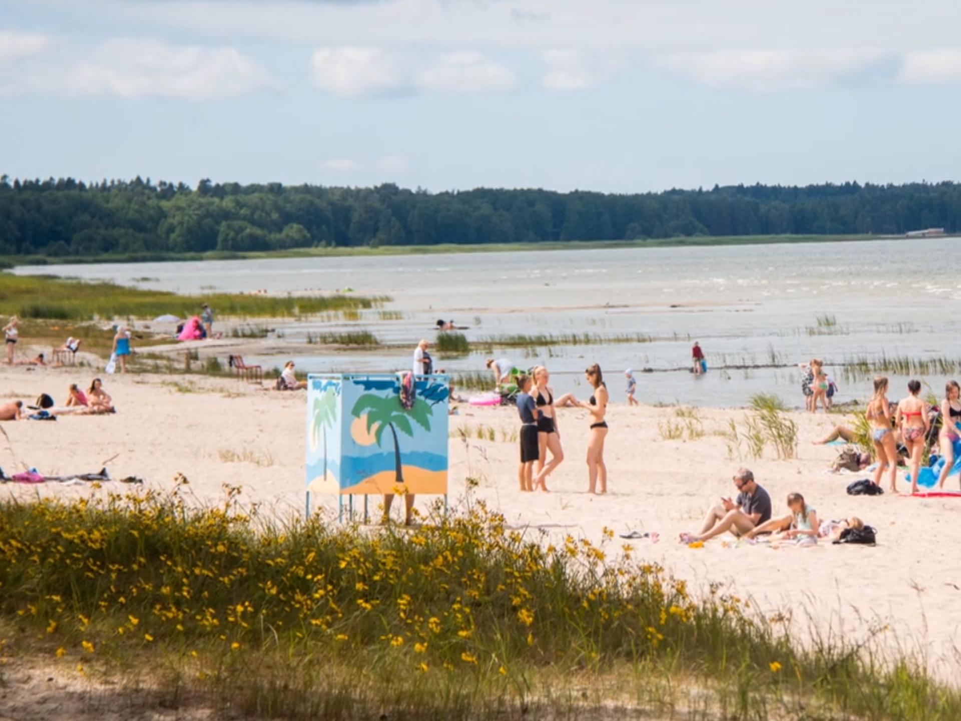 859acd539fd Haljala vald hakkab riigi rahalisel toel Võsu randa arendama   Eesti   ERR