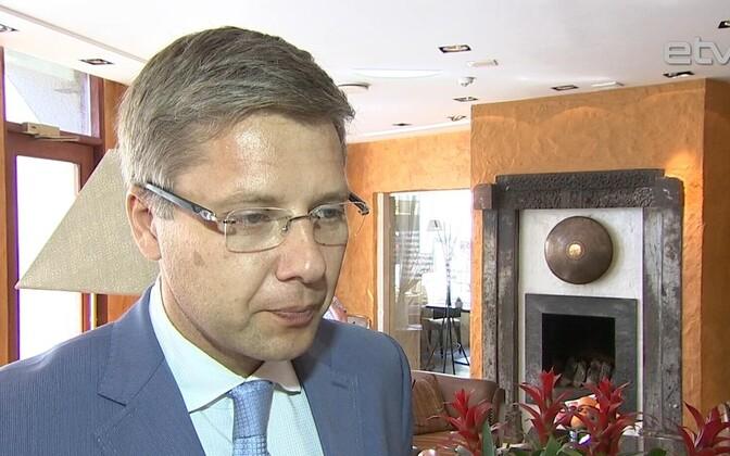 Мэр Риги Нил Ушаков.