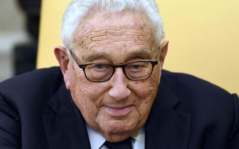 USA endine välisminister Henry Kissinger.