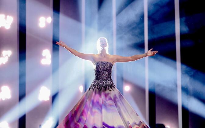 Elina Nechayeva, Eurovisioon 2018