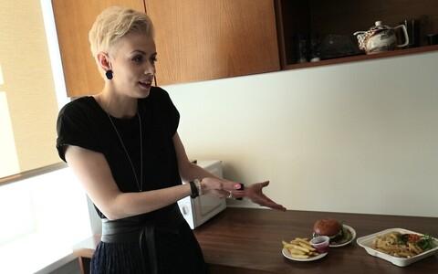 Eeva Esse ja toidud.