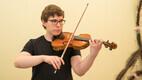 Johannes Põlda esitas Niccolo Paganini