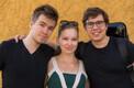 Tanel-Eiko, Kristin ja Johannes