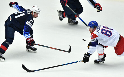 USA - Tšehhi veerandfinaal