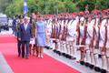 President Kersti Kaljulaidi visiit Kreekasse.