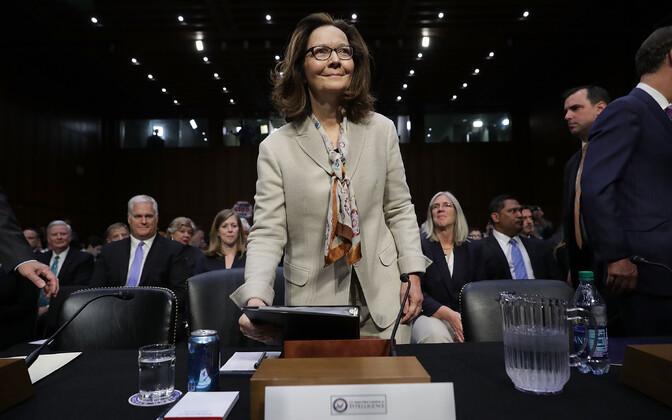 Джина Хаспел утверждена на посту главы ЦРУ.
