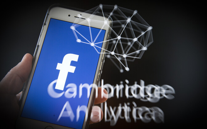 Cambridge Analytica.