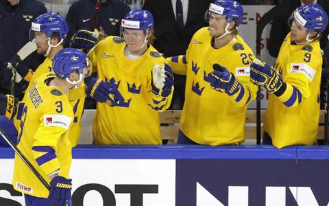 Сборную Швеции ждет матч с США.