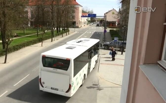 Автобус. Иллюстративная фотография.