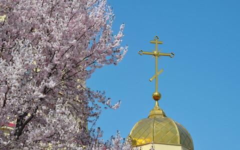 Церковь Архангела Михаила в Грозном.