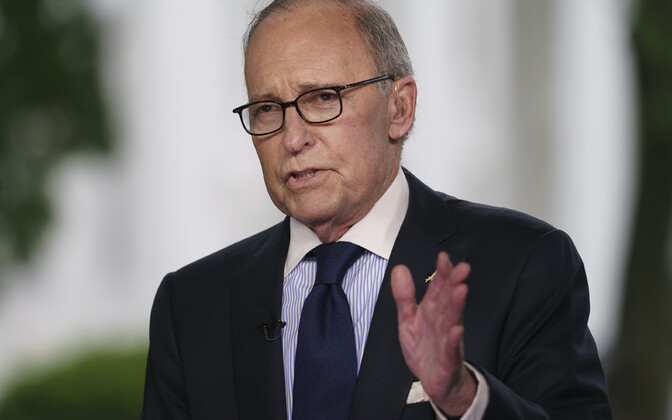 Valge Maja majandusnõunik Larry Kudlow.
