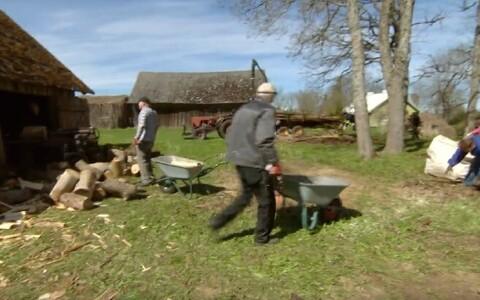 Talgud Võhma külas Haljala vallas.