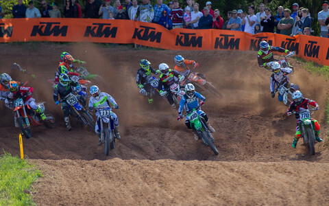 MX Open A start: Aigar Leok (111), Indrek Mägi (410), Jan Jakobson (770)