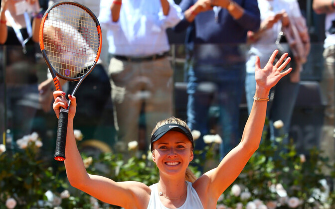 Элина Свитолина завоевала 3-й титул WTA в сезоне.