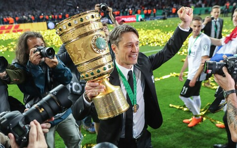 Niko Kovac Saksamaa karikaga