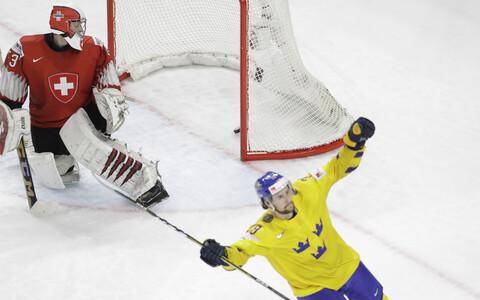 Сборная Швеции выиграла ЧМ в Дании в серии буллитов.