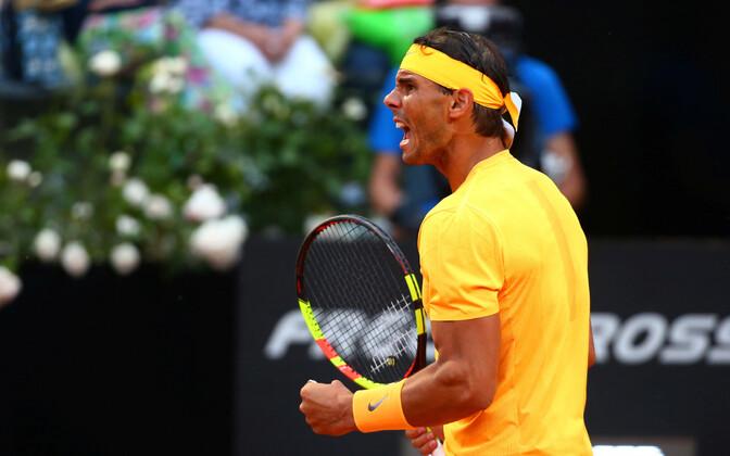 Надаль выиграл турнир в Риме и вновь стал первой ракеткой.