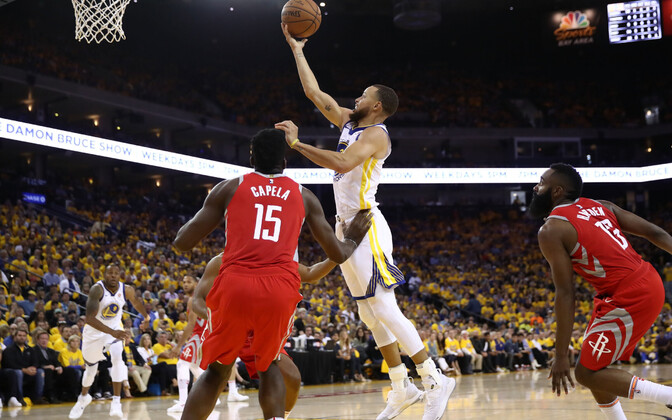 Golden State Warriors - Houston Rockets.