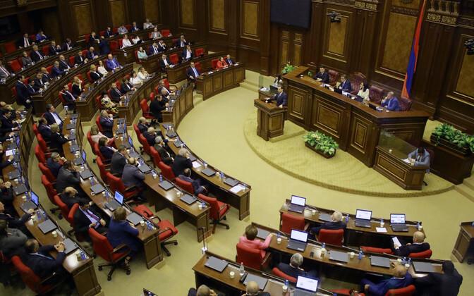 Armeenia parlament.