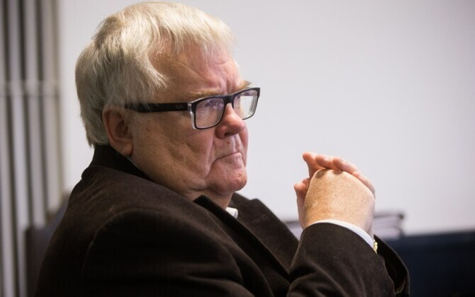 Former Mayor of Tallinn Edgar Savisaar.