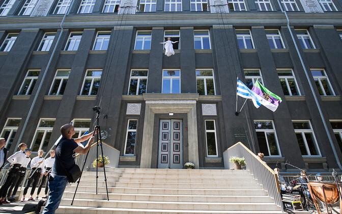 GAG-il on eelarves püsimine probleemiks, tunnistab Tallinna haridusamet.